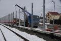 На югеСахалина устанавливают шумозащитные экраны вдоль железной дороги