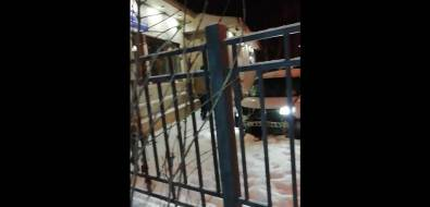 """На улице Комсомольской женщина зарулем """"Тойоты"""" снесла забор исбила человека"""