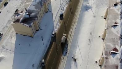 В Дальнем невсем нравится, каквывозится искладируется снег