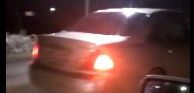 Четыре автомобиля столкнулись наподъезде кНово-Александровску