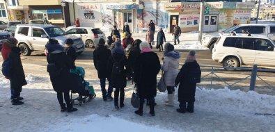 Обновленный светофор вЮжно-Сахалинске добавил проблем иопасности надороге