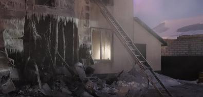В пожаре наулице Памятной вЮжно-Сахалинске погибли двое детей