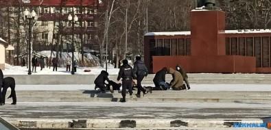 Суд вЮжно-Сахалинске вынес первые решения помитингу 23 января