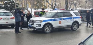 ГИБДД эвакуировала чертову дюжину авто сЛеонова иДзержинского