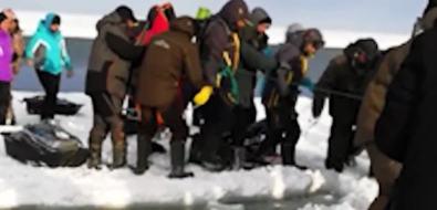 Сахалинка записала песню осложных взаимоотношениях рыболовов испасателей