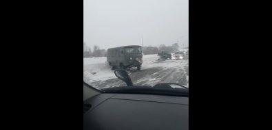 ДТП сучастием трех авто произошло между Тымовским иВоскресеновкой