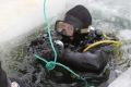 ВАниве подготовили прорубь дляобластных соревнований похолодовому плаванию
