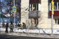 15 южносахалинцев эвакуировали из-за пожара впятиэтажке