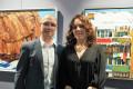 Выставка сахалинцев Людмилы иЕвгения Асабиных посвящена сегодня, завтра ивчера