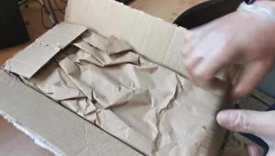 Сахалинские оперативники обнаружили наркотики вдетской игрушке