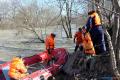 Сахалинские спасатели показали паводку, кто нареке хозяин