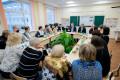 Жители Лугового решили земельные вопросы спомощью мэра