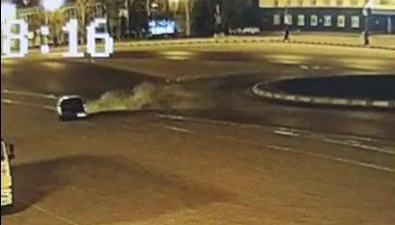 Любитель ночного дрифта вЮжно-Сахалинске нажил себе множество проблем