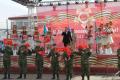 Жители Тымовского красочно отметили День Победы