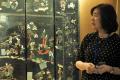 Вхудожественном музее показали старинную китайскую ширму