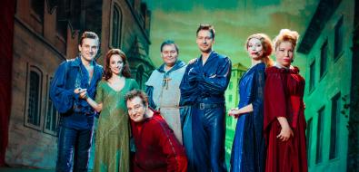 "Сахалинцев приглашают намюзикл-шоу ""Нотр Дам де Пари. Ромео иДжульетта"""