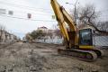 ВЮжно-Сахалинске капитально ремонтируют улицу Ленина
