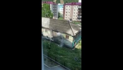 Жильцы многоэтажки вЮжно-Сахалинске боятся соседства срасселенным бараком