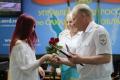 Начальник сахалинского УМВД торжественно вручил паспорта школьникам исемейной паре