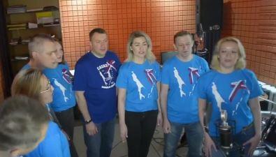 Чиновники ПСО спели длясахалинцев вДень России