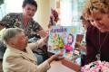 Старейшая жительница Долинска отмечает 90-летие