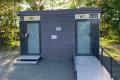 Жителям Корсакова не дают ходить вобщественный туалет впарке