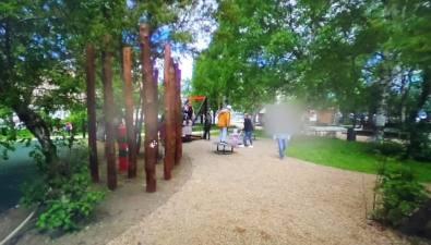 Карту недостатков детских площадок сделали школьники изЮжно-Сахалинска