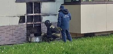 Подчастным детским садом вжилом доме Южно-Сахалинска произошло возгорание