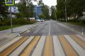 ВЮжно-Сахалинске продолжают повышать безопасность дорожного движения