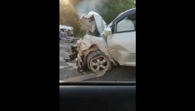 ВДТП нахолмской трассе погиб человек