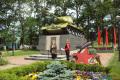 Жители Долинска почтили память погибших вВеликой Отечественной войне