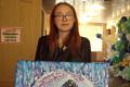 """Юная долинская художница приглашает навыставку """"Мое творчество. Поиски"""""""