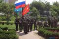 Долинск встретил участников памятного автопробега