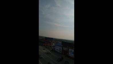ВДолинском районе зафиксирован лесной пожар