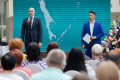 ВЮжно-Сахалинске чествуют работников торговли