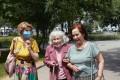 Южносахалинка Валентина Жукова отмечает 100-летний юбилей