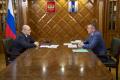 Губернатор ипремьер поговорили обюджетных кредитах дляСахалина