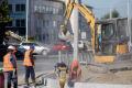Приподнятые переходы идругое благоустройство: Комсомольскую откроют через месяц