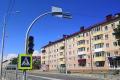 Пешеходный переход, где сбили ребенка вЮжно-Сахалинске, получил светофор