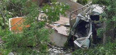 Перевозчик рыбы погиб вДТП вДолинском районе