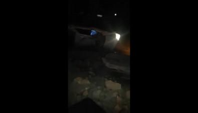 Пассажир пьяного сахалинца погиб вночном ДТП научастке дорожных работ
