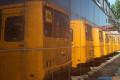 ВСахалинской области снова появились старые школьные автобусы