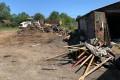 Вселах Долинского района начались строительные работы
