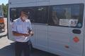 ВЮжно-Сахалинске поймали водителя пассажирского автобуса безправ