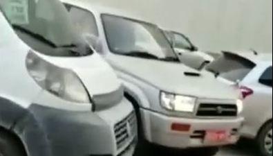 Японский дипломат наехал намашину сахалинца безнаказанно