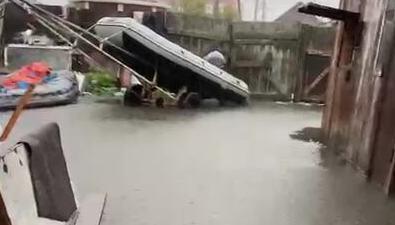 Строители физкультурного комплекса обеспечили потопы жителям Поронайска