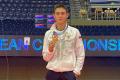 Лучшим спортсменом августа наСахалине признан каратист Евгений Сон