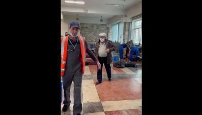Ваэропорту Южно-Сахалинска протекла крыша