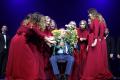 Его дом— это музыка: маэстро Владимир Киндинов отметил 70-летие концертом