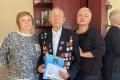 Первый почетный гражданин Холмска Николай Ступак празднует 95-летие